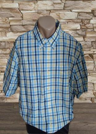 🐾🐾летняя мужская рубашка большой размер  maine xxl 🐾🐾🐾