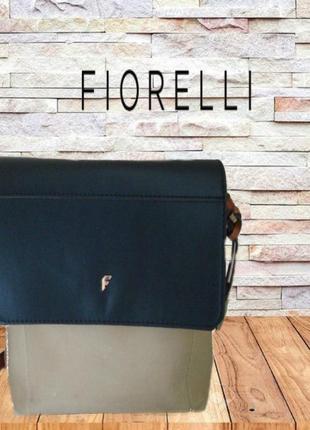🎋🎋стильная женская сумка кроссбоди эко кожа fiorelli 🎋🎋🎋