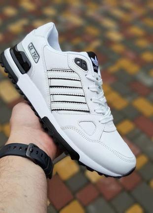 Adidas zx 750🆕мужские кроссовки🆕белые кожаные шикарные адидас🆕...