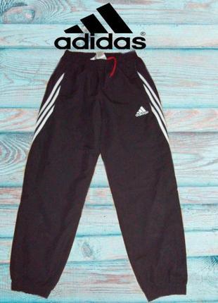 🐾🐾adidas брюки мужские спортивные черные  низ резинка оригинал...