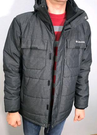 Продам мужскую зимнюю куртку Columbia, размер М !!!