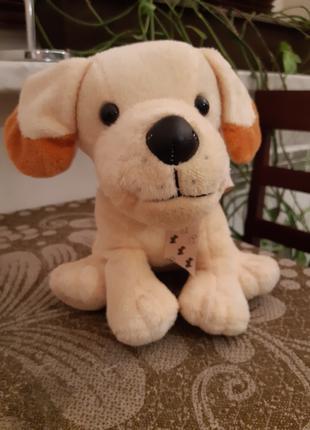 Мягкая игрушка - собачка