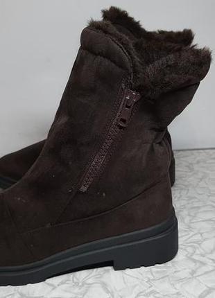 Ботинки зимние,сапоги rohde (роде)