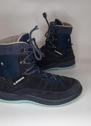 Зимние ботинки,сапоги lowa (лова) calcetina