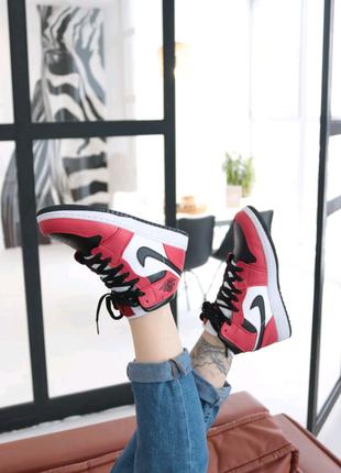 Nike Air Jordan 1 Retro наложка 2 цвета