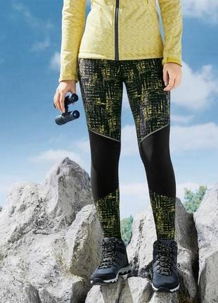 Термолосины, леггинсы спортивные, одежда для фитнеса