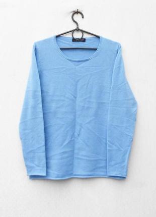 100% кашемировый зимний осенний свитер с длинным рукавом 🌿