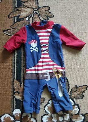 Купальний костюм пірата