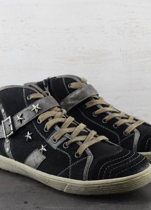 Утепленные кеды/ботинки remonte (rieker). размер 42