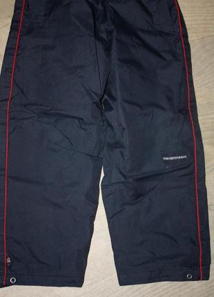 Зимние термо-брюки для  мальчика ф.h&m р-104/110 отличное