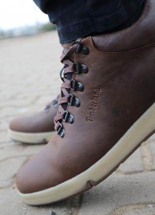 Ботинки мужские Timberland ( Тимберленд ) натуральная кожа!