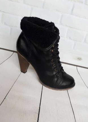Ботинки, ботильоны  new look демисезонные