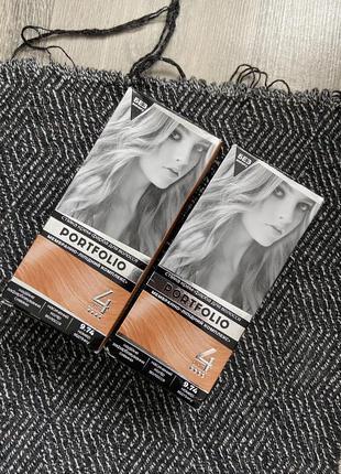 Крем - краска для волос portfolio