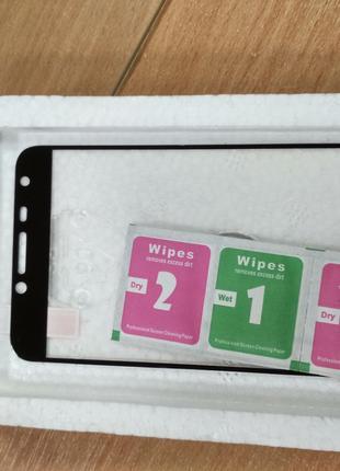 Стекло на телефон Samsung j4