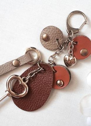 Брелок на рюкзак сумку ключи