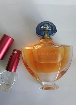 Оригинал! 5 мл,guerlain shalimar легендарный парфюм