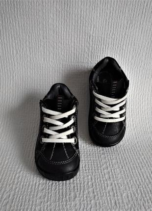 Ecco оригинальные кожаные ботинки 20