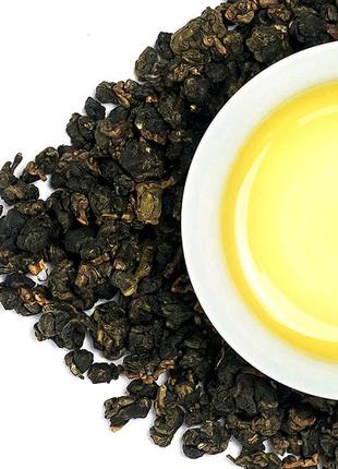 Китайский чай. Молочный улун. Milk oolong