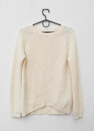 Осенний зимний вязаный свитер свитшот с длинным рукавом 🌿