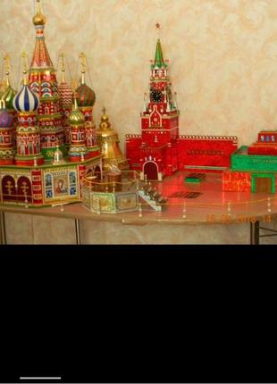 Коллекция Храмов в Миниатюре