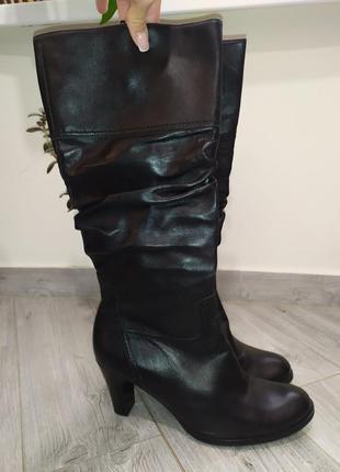 Женские ботинки gabor original 40 розмір 26 см стелька