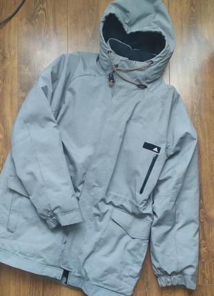 Крутая куртка adidas оригинал
