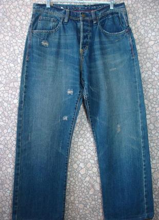 """Мужские джинсы """"ben sherman""""  34\32 (примерно)  hong kong"""
