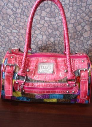 "Симпатичная  сумка     ""dolce & gabbana"""
