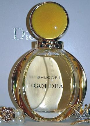 Bvlgari goldea парфюмированная вода