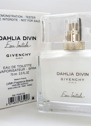 Givenchy dahlia divin eau initiale туалетная вода
