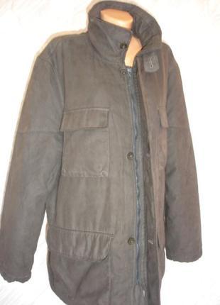 Теплая  куртка paul r.swith 54-56 р