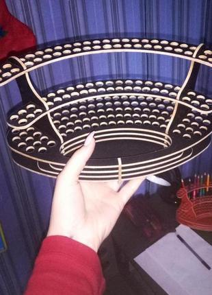 Подставка под карандаши и фломастеры органайзер