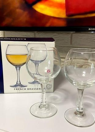 Бокалы для белого вина luminarc