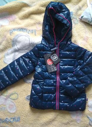 Весенняя куртка для девочки