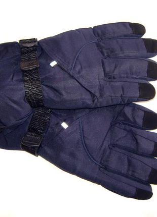 Лыжные перчатки мужские lucky loong