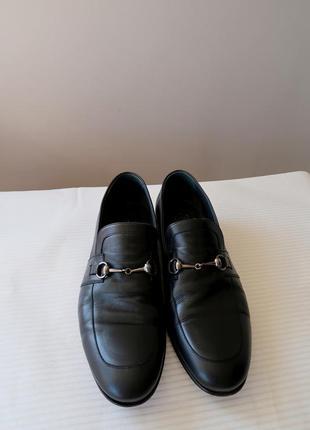 Мужские деловые туфли под костюм чоловічі туфлі