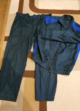 Рабочая одежда спец одежда р.52 р.54 новая