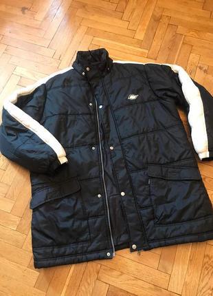 Куртка стеганная на синтепоне,удлиненная,soutnern
