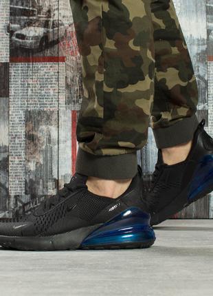 Кроссовки мужские Nike Air 270, черные 16065