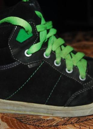 Зимние ботинки ricosta 39 размер