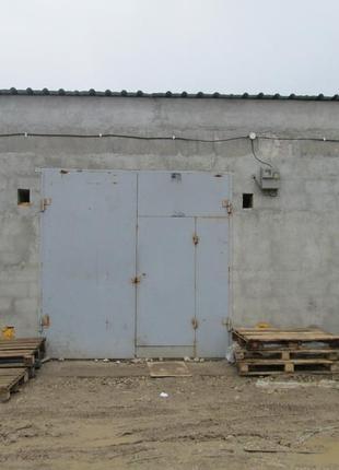 Гараж в г. Южноукраинск 6 х 6м.