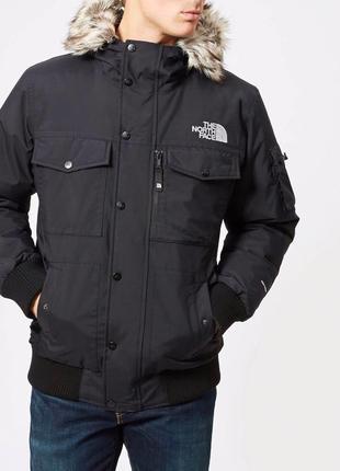 Куртка пуховик the north face gotham down jacket