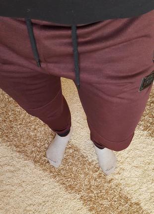 Спортивные утепленные штаны  supply & demand new york
