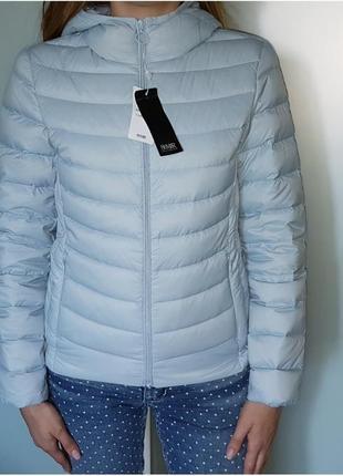 Женская куртка / курточка осень - весна / демисезонная на пуху...