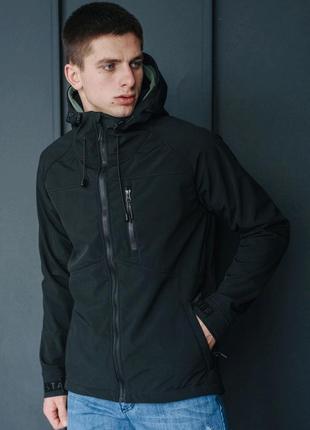 Art. lbl0145. куртка staff lak black