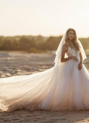 Свадебное платье от Sandro Paris