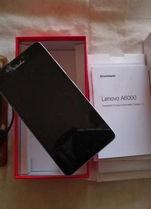 Lenovo A6000 битый экран