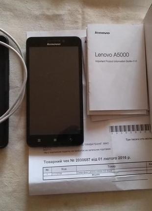 Lenovo A5000 Битый экран