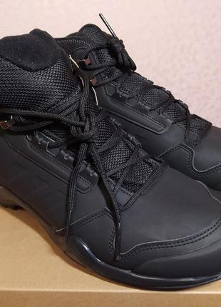 Ботинки adidas terrex ax3 beta mid primaloft