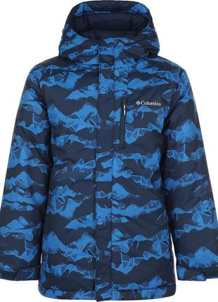 Зимняя куртка columbia р. xl /164-170. новая